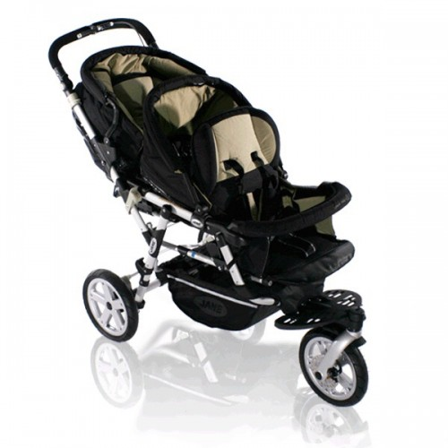 poussette double jane powertwin pro 2 coques 2 bases isofix. Black Bedroom Furniture Sets. Home Design Ideas