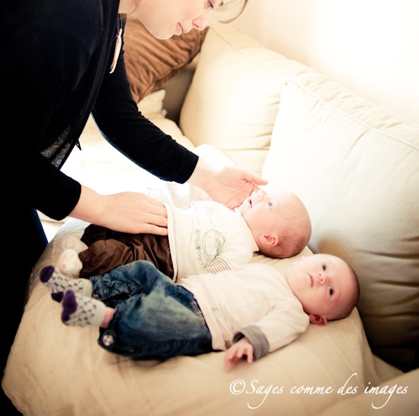 ensemble habillé bebe