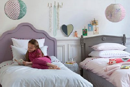 chambre jumeaux enfants et junior. Black Bedroom Furniture Sets. Home Design Ideas