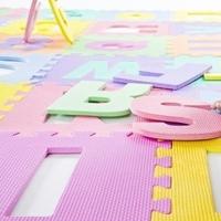 Les Tapis Puzzle En Mousse