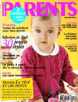 parents magazine décembre