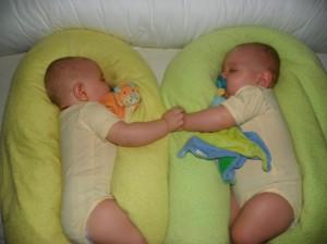 8 semaines de grossesse jumeaux