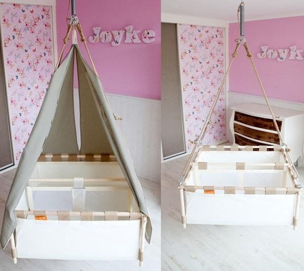 Separation chambre parents bebe photos de conception de maison for Cloison chambre bebe