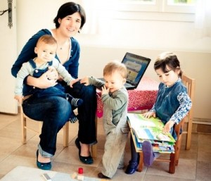 maman de jumeaux entrepreneur travailler pendant le cong parental. Black Bedroom Furniture Sets. Home Design Ideas