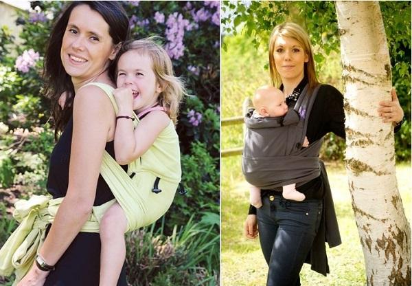 porte bébé evolu-bulle le shopping de zoé