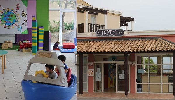 clubs enfants pierre et vacances cap esterel