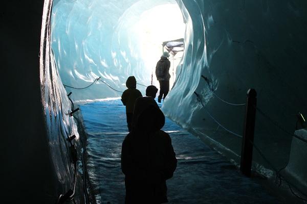 glacier enfants
