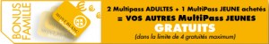 multipass famille Mont-blanc