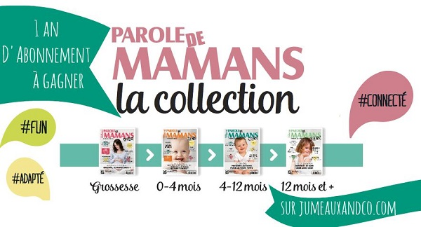paroledemamans-collection à gagner