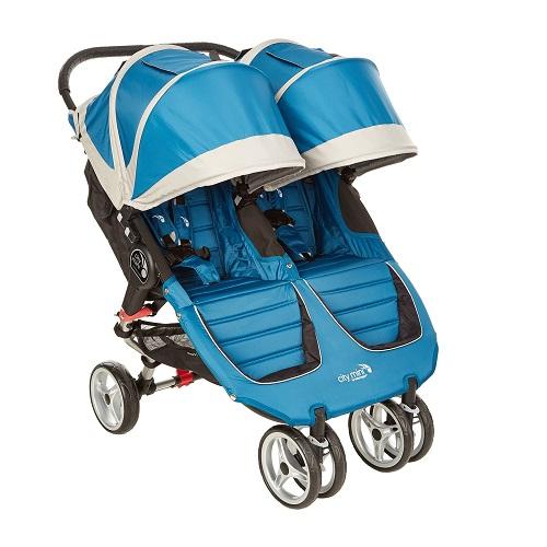 baby jogger double city mini