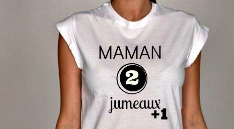 Maman de jumeaux +1
