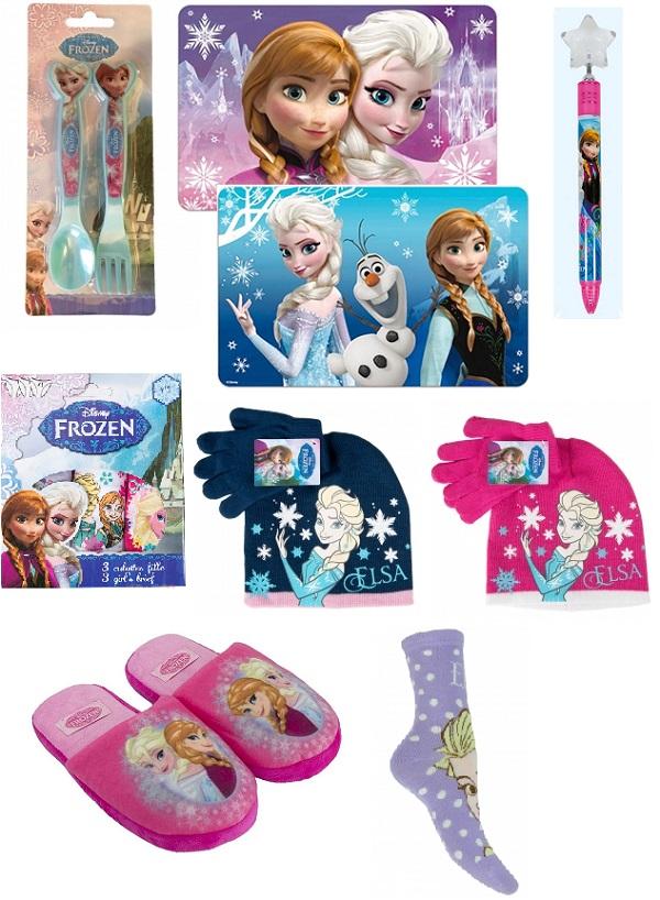 Cadeaux Reine des neiges à moins de 10€