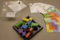 jeu de concentration bois enfant