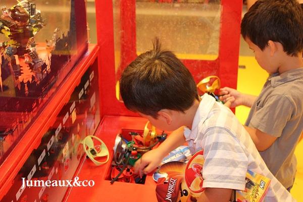 Lego ateliers enfants