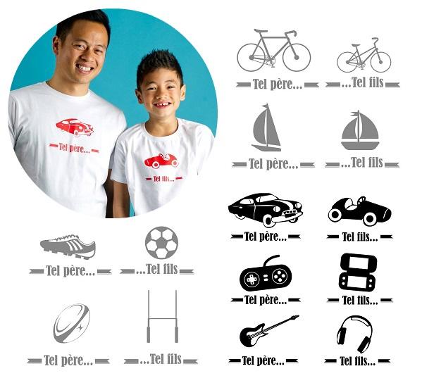t-shirts papa