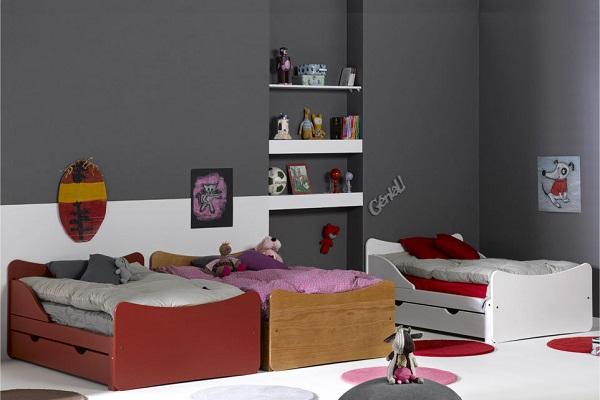 rangement chambre enfant astuces et accessoires. Black Bedroom Furniture Sets. Home Design Ideas