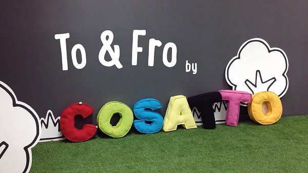 to and fro Cosatto
