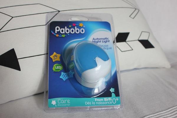 veilleuse automatique Pabobo