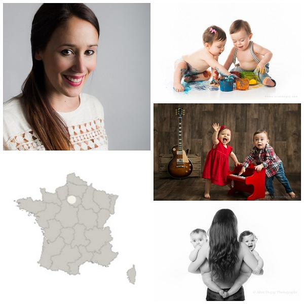 Aline Deguy photographe enfants