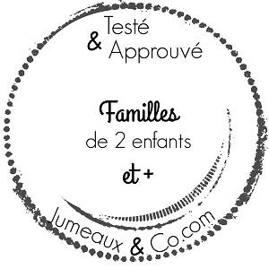 testé et approuvé familles