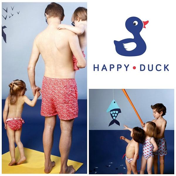 maillots de bain Happyduck