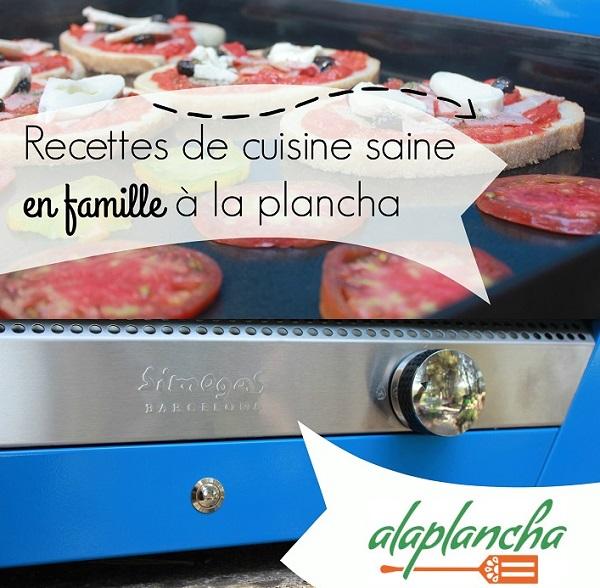 Cuisine la plancha en famille recettes saines et faciles jumeaux c - Cuisine plancha facile ...