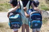 sac à dos école enfant dos