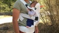 porte bébé we air de Babybjörn