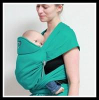 Porte-bébé Mei tai