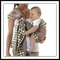 Porte bébé sling