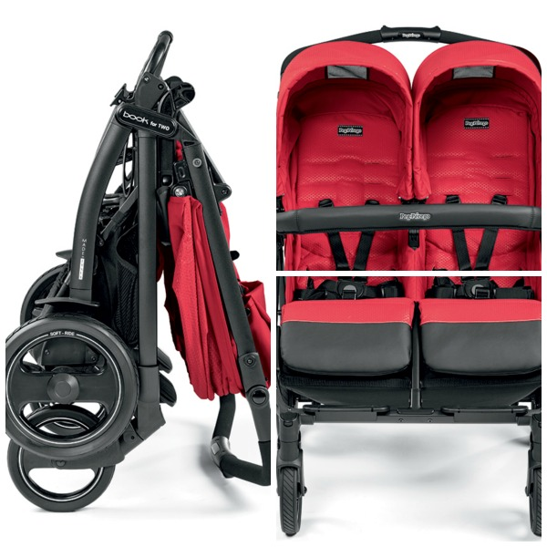 Book for two peg perego 2016