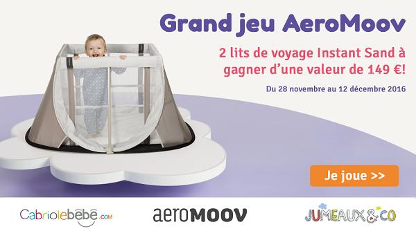 Aeromoov jeu