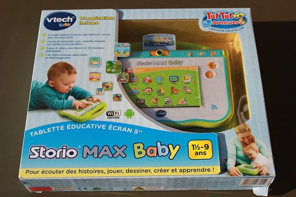 storio max 5 baby test et avis