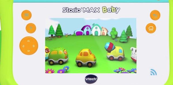 storio max baby video