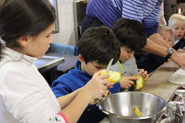 cours cuisine famille