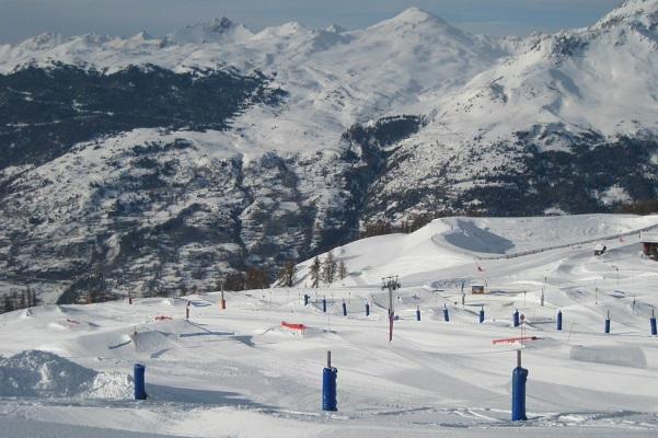 ski famille serre chevalier
