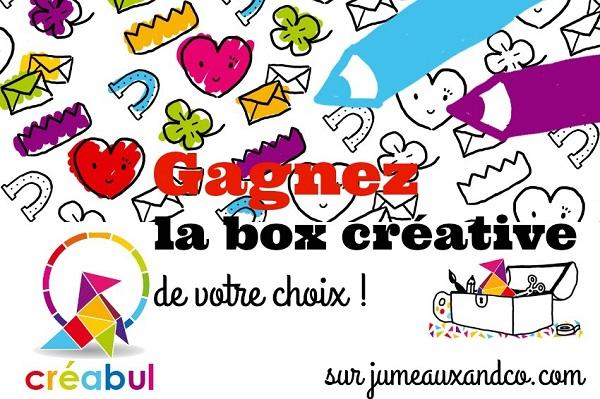 box créative