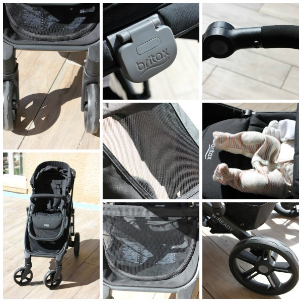poussette britax be ready 2017