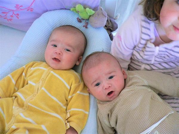 aides parents de jumeaux